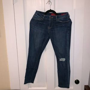 Leyla Capri Lucky Brand Jeans (2/26)